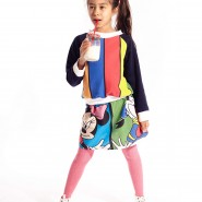 kids skirt and jumper