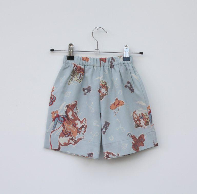 cowboy shorts