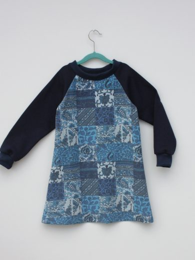 paisley kids dress